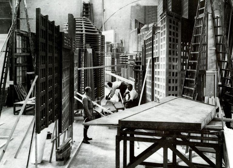 Architektur Im Film | Architektur In Dytopischen Filmen Doktorsblog