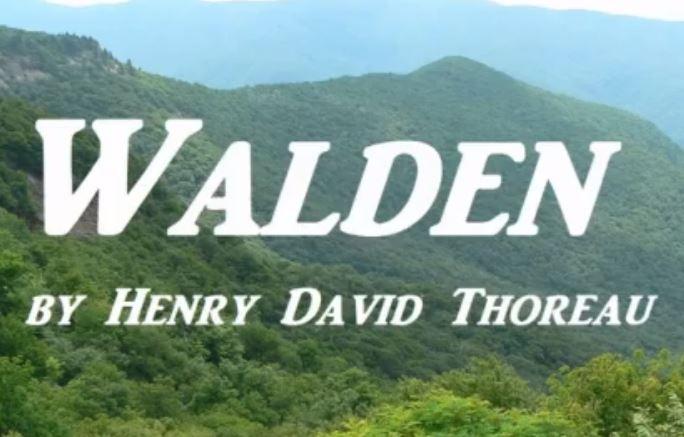 Walden Thoreau