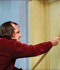 Warm-Up mit Jack Nicholson