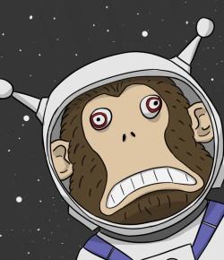 NinjaTube: Jangles – The Moon Monkey (Fallout 4 Mod)